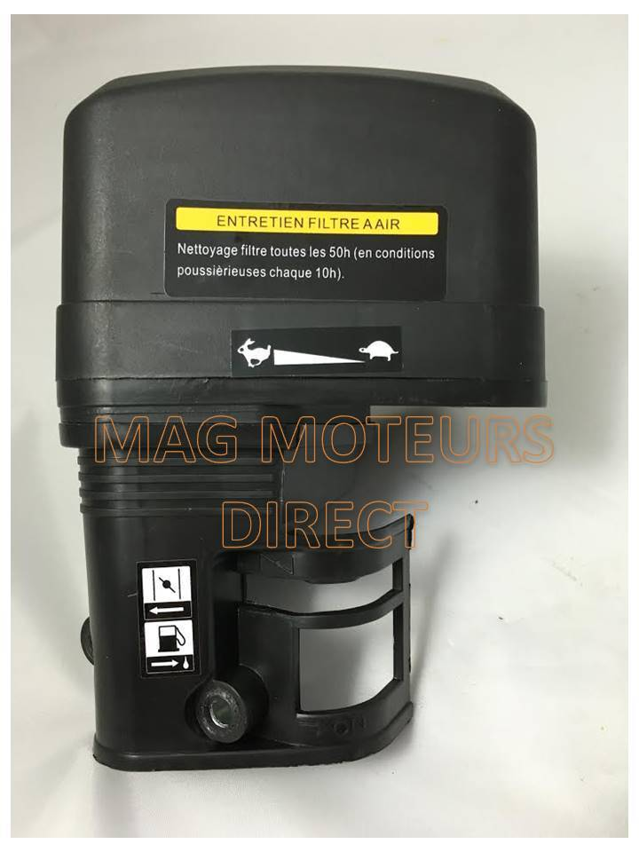 boite d u0026 39 air avec filtre honda gx140 gx160 gx200 eco