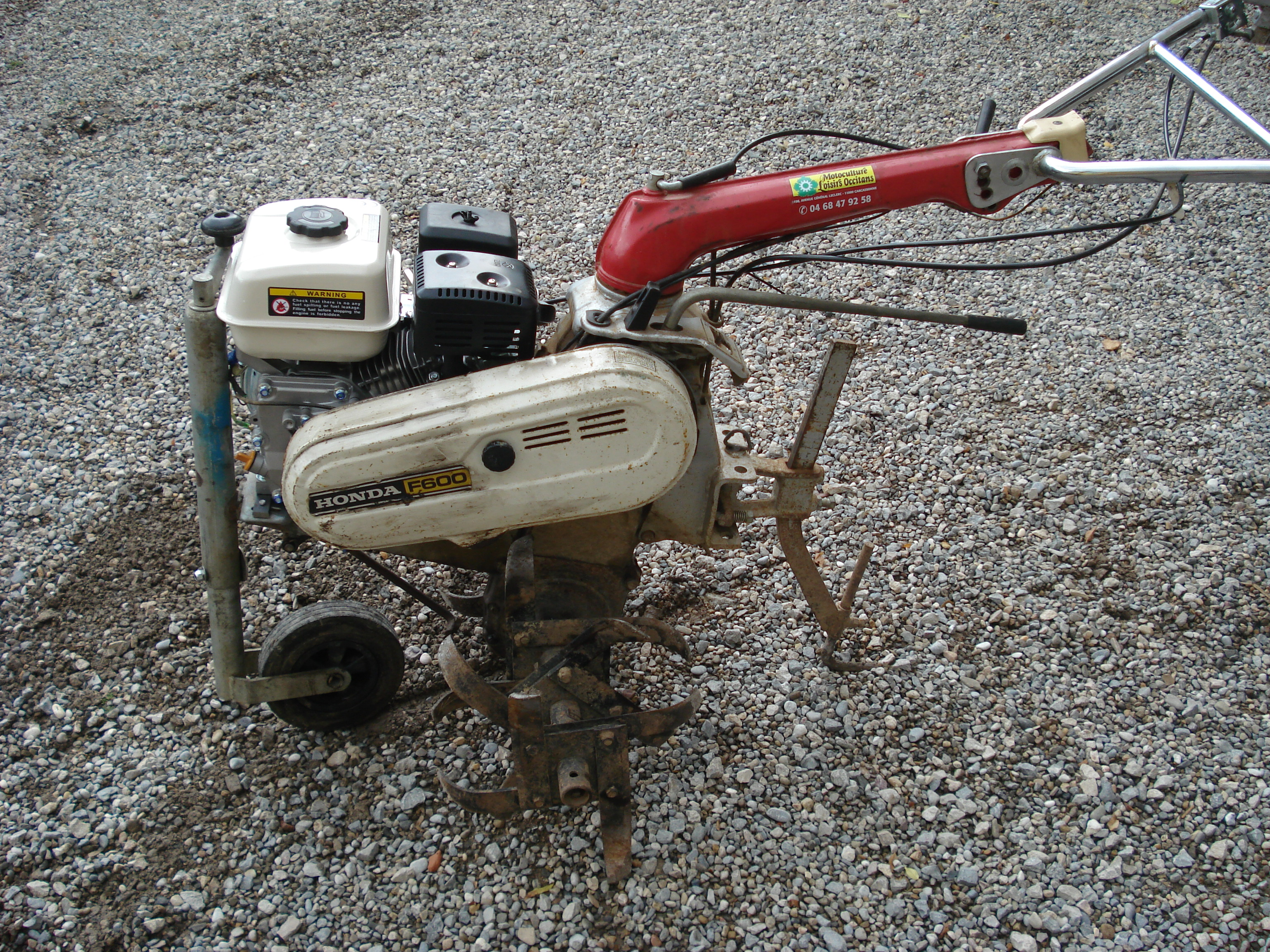 kit moteur pour honda f600 avec moteur g200 reducteur