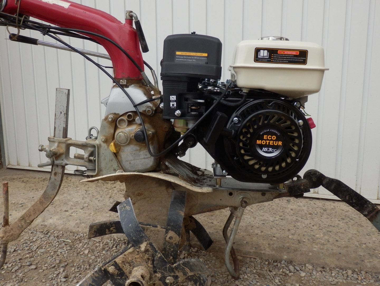 kit moteur pour honda f400  450 avec moteur g150 reducteur