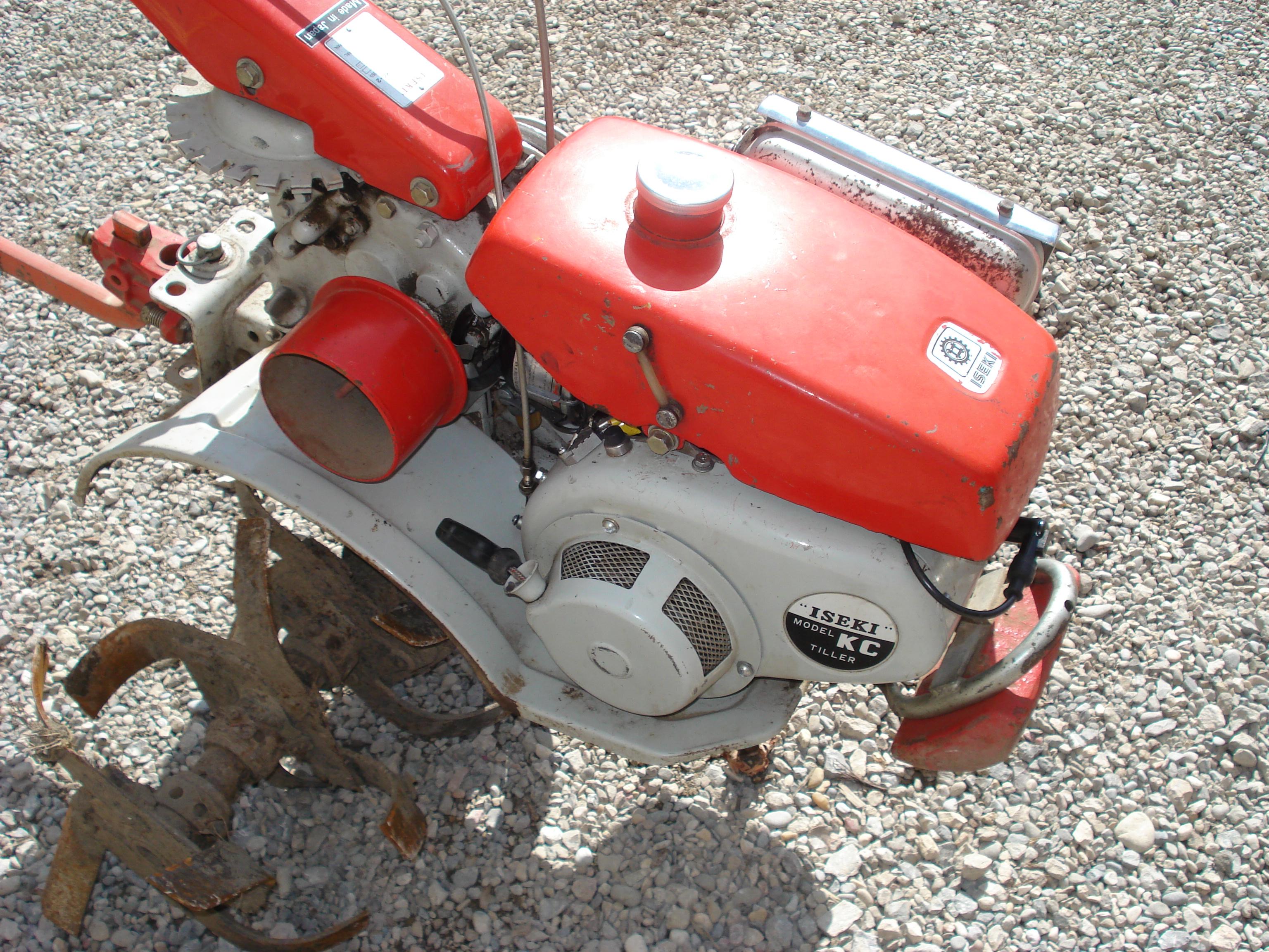 Piece motoculteur iseki kc2