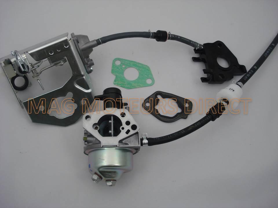 carburateur honda gx270 type groupe