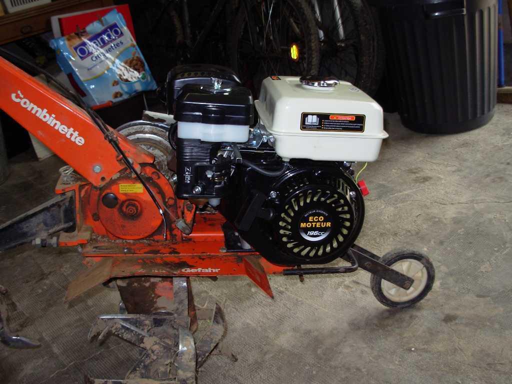 combinette hako  ancien moteur jlo remplac u00e9 par em65