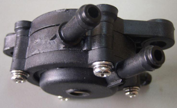 Fuel Pump on Honda Gc160 Fuel Pump